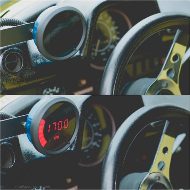 Atlas Concepts LLC_Shop Talk_VW Trachometer