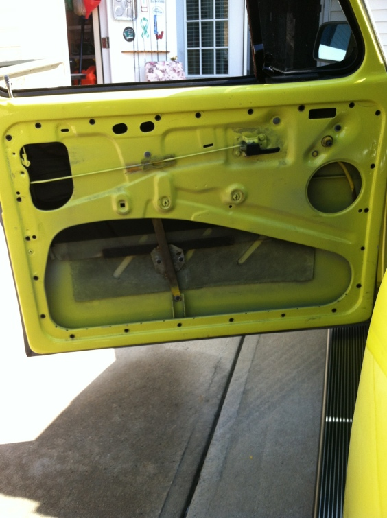 Atlas Concepts LLC_Volkswagen Beetle Door Panel