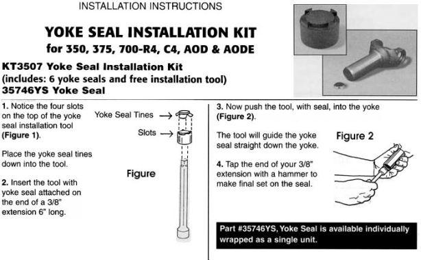Atlas Concepts LLC_Shop Talk Blog_Yoke Seal Installation Kit