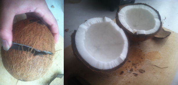 Cracking Coconut 1 and 2